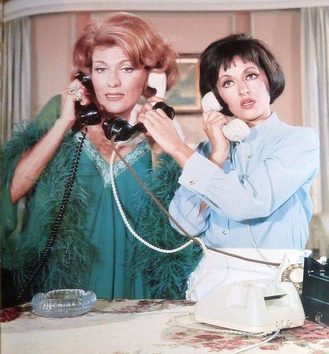 """""""Μια κυρία στα μπουζούκια"""" Μαίρη Χρονοπούλου, Μάρθα Καραγιάννη"""