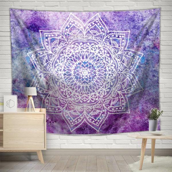 Mandala Tapestry Wall Hanging Mandala Wall Hanging Mandala Tapestries Wall Hangings Tapestry Wall Hanging