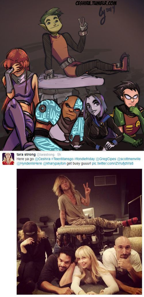 16 Best Teen Titans Images On Pinterest  Beast Boy -7648