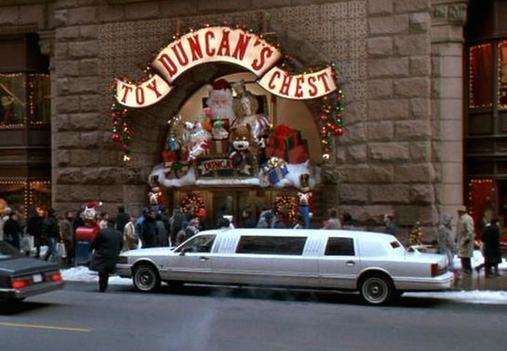 stage backdrops toy store. christmas | In reality, Duncan's Toy Chest scenes were shot in Chicago. The ...