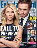EW Fall 2012 TV Schedule... VERY excited by the Sunday ABC lineup.