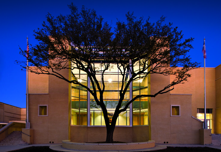 Alamo Heights High School | LPA Inc.