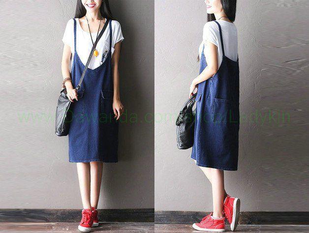 Taillenröcke - Frauen Sommer Hosenträger Strapse Röcke - ein Designerstück von shmilyyaolifestyle bei DaWanda