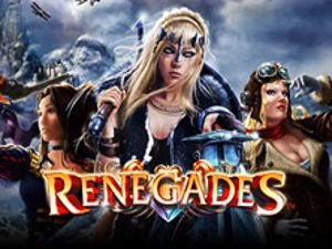 Play free slots like the Renegades slot instantly at http://www.CasinoGames.com. The Casino Games site offers free casino games, casino game reviews and free casino bonuses for 100's of online casino games. Find the newest free slots at Casinogames.com.