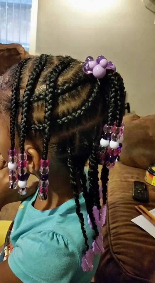 Quick braid style