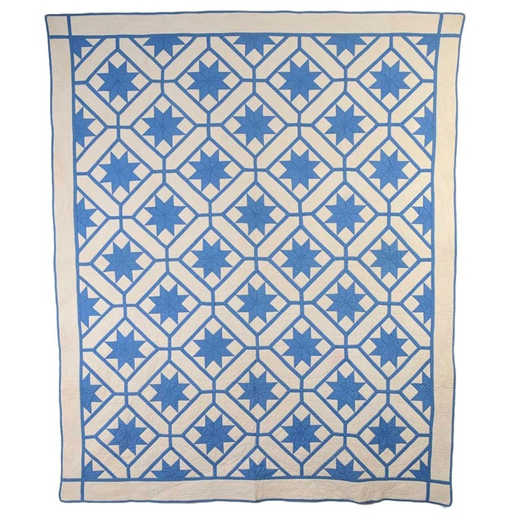 Check out the deal on LeMoyne Stars in Garden Maze Quilt at Eco First Art