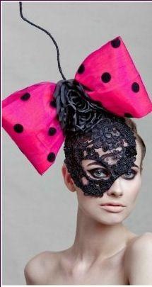 Arturo Rios Couture Hat Gorgeous!