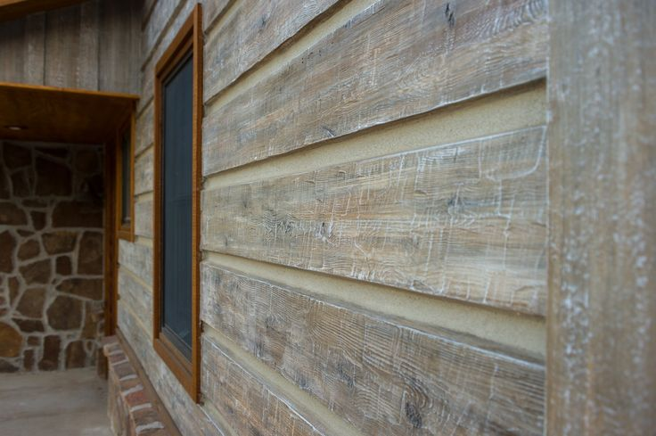 10 images about everlog concrete log siding on pinterest for Fire resistant house siding material hardboard