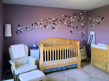 Best Lavender Shade For Baby Girl Rooms