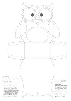 printable box template