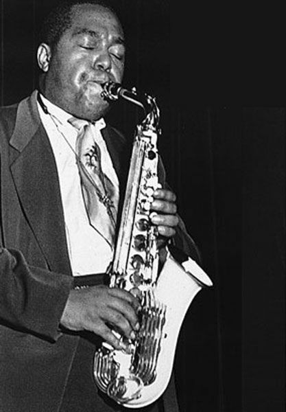 Charlie Parker -- 'Bird' was born today 8-29 in 1920. He was for many, one of the greats in American jazz saxophone. He passed in 1955