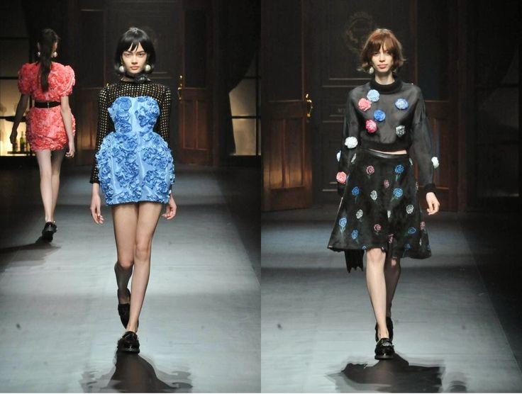 Sretsis(スレトシス)2014-15A/W Mercedes-Benz Fashion Week TOKYO|fashiontv Japan ファッションTV