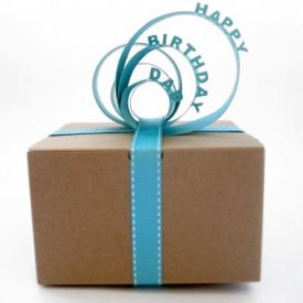 A DIY paper gift topper that is sure to add an oomph to any gift.