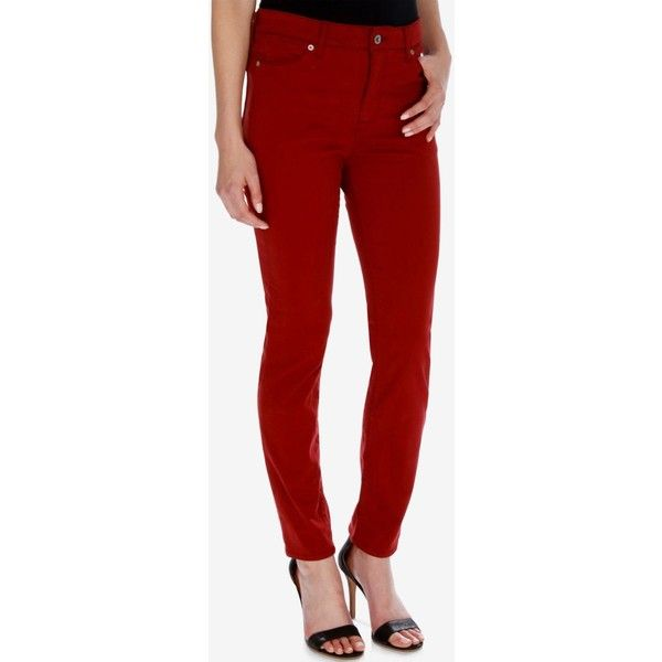 25  best ideas about Red skinny jeans on Pinterest   Wear red, Red ...