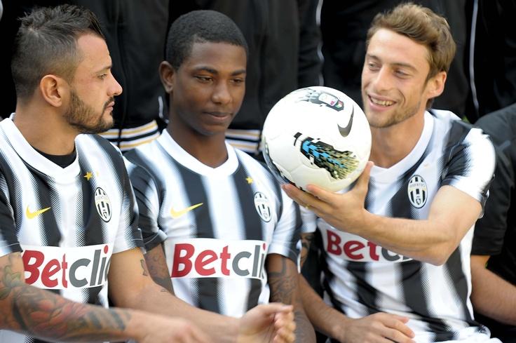 Simone Pepe, Elia e Claudio Marchision