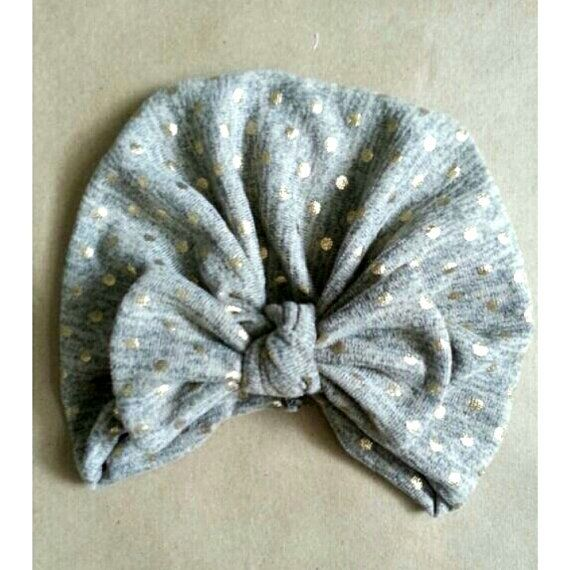 Turban hat with a bow!!!! **to choose fabric please go to our fabric options category**