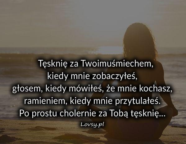 Lovsy Pl Strona Pelna Uczuc Love Quotes Quotes Words