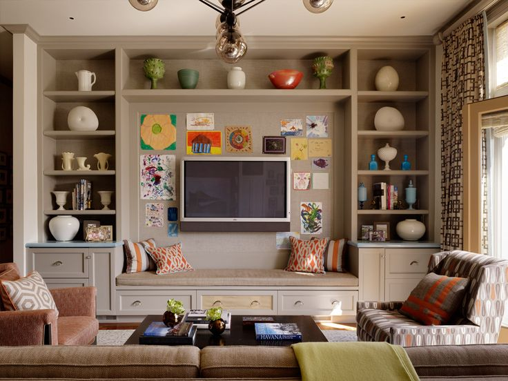 The seat under the tv would be ideal for game nights and entertaining!!