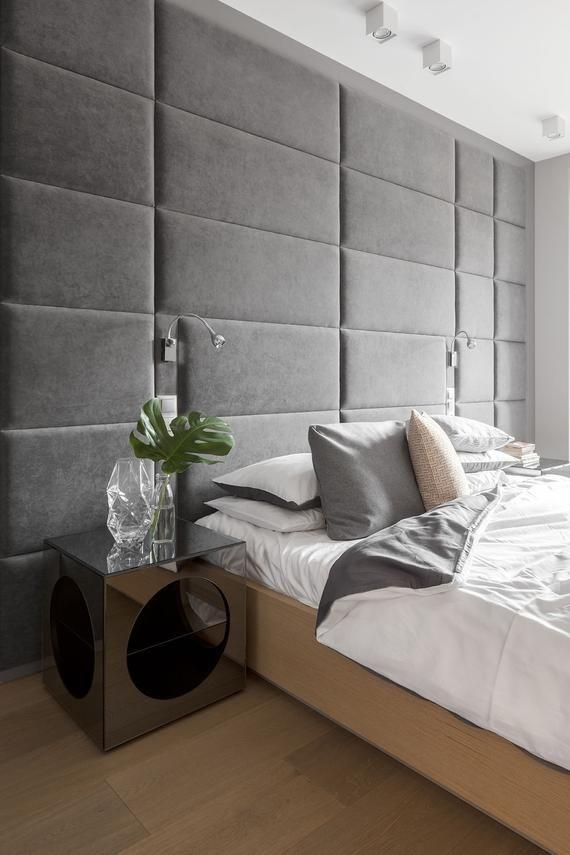 Upholsytered Panels Set Square Image 7 Upholstered Walls