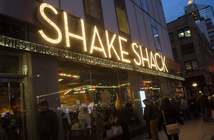 MORON CHEAPSKATE: Shake Shack founder makes controversial, bizarre statement about ... tipping?