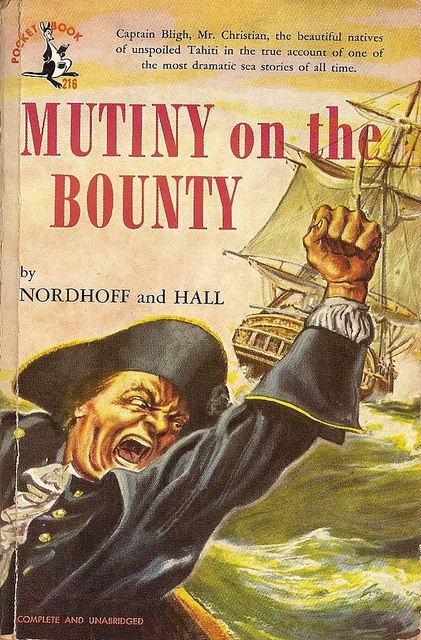 Events: Mutiny on the Bounty