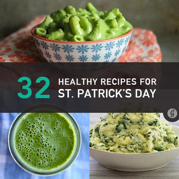 32 Healthy Recipes for St. Patrick's Day