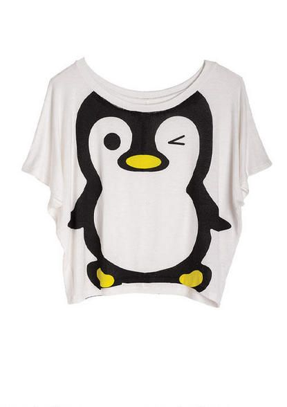 Find Girls Clothing and Teen Fashion Clothing from dELiA*s I love penguins