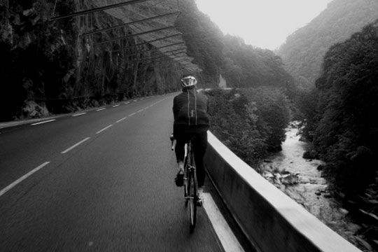 Winter riding by Rapha.