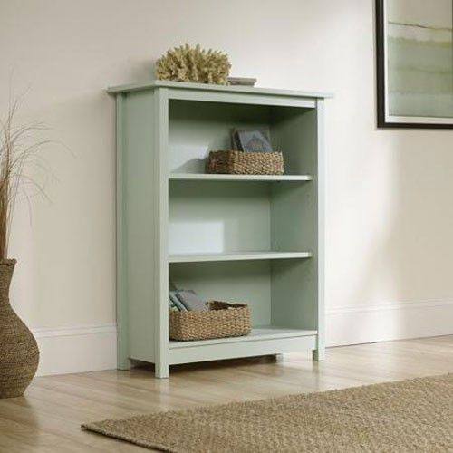 Traditional Bookshelf - 3 Shelf - Mint