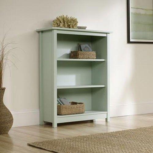 Traditional Bookshelf - 3 Shelf - Mint