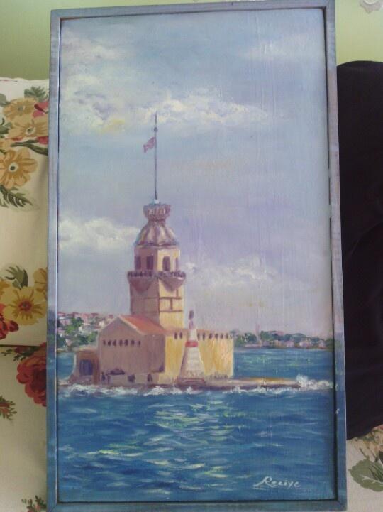 kız kulesi (Istanbul)