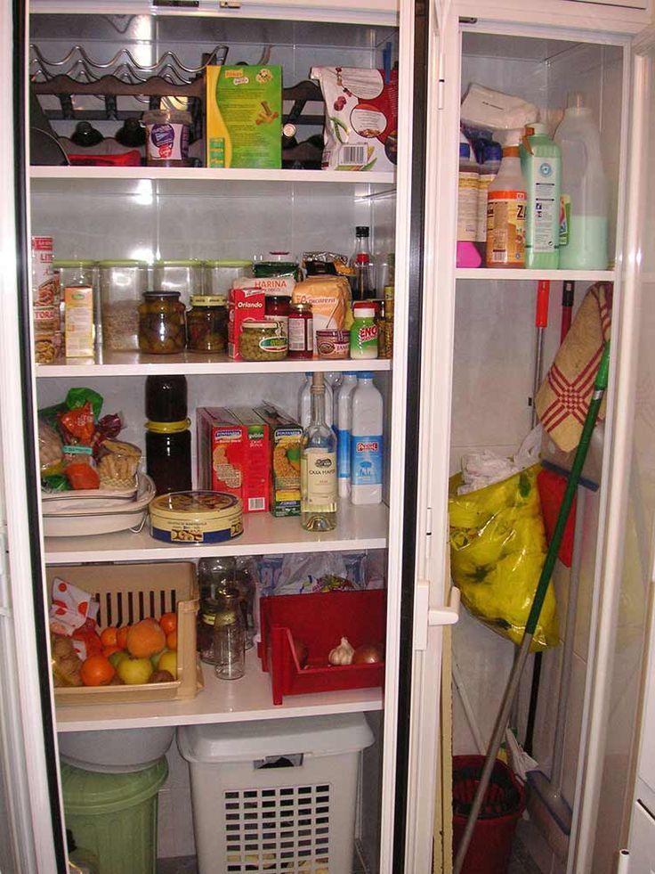 Resultado de imagen para armario para despensa roperos pinterest despensa armarios y pasillos Armario despensa cocina