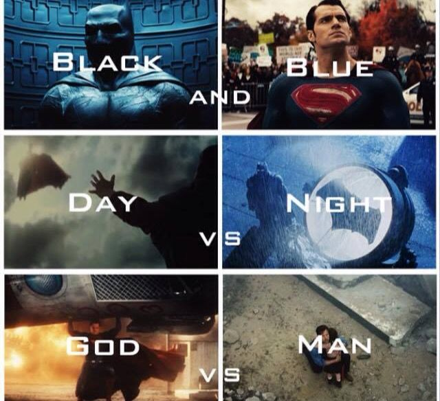 If you haven't seen the trailer yet, watch it! Superman v Batman