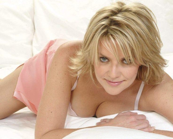 Amanda Tapping...
