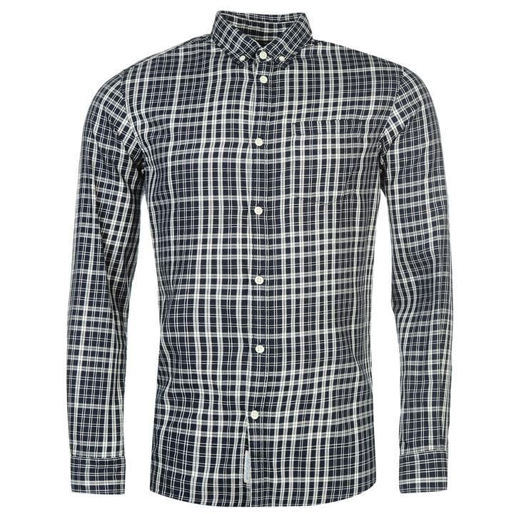 Jack and Jones Originals | January Long Sleeve Shirt by Jack and Jones | Men's Shirts 13£