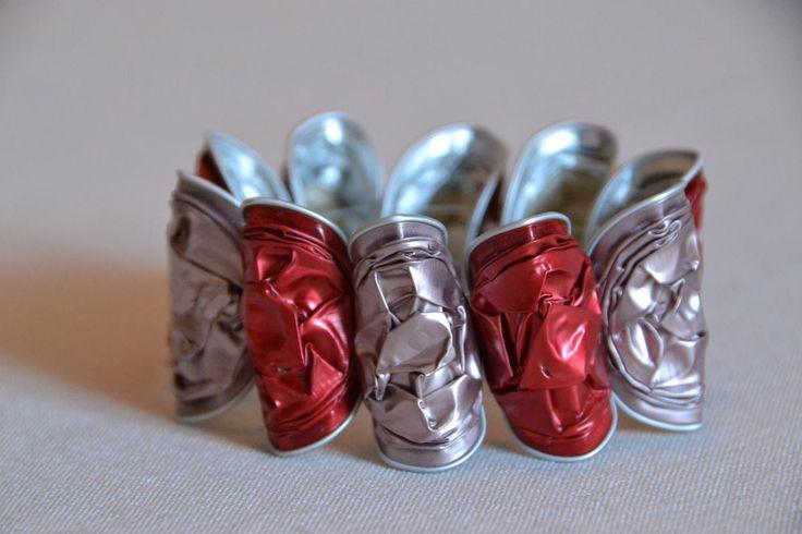 bracelet p tales en capsules nespresso nespresso pulseras pinterest capsules nespresso. Black Bedroom Furniture Sets. Home Design Ideas