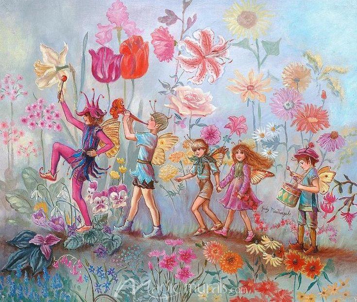 Сказочные эльфы и феи картинки для детей