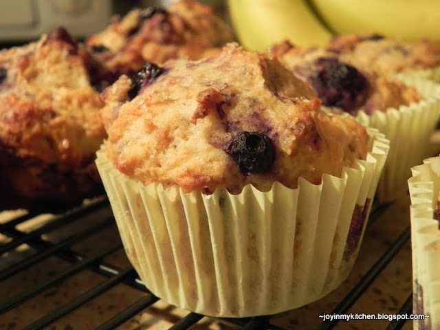 Blueberry Greek Yogurt Muffins | Must Eat - Breakfast | Pinterest