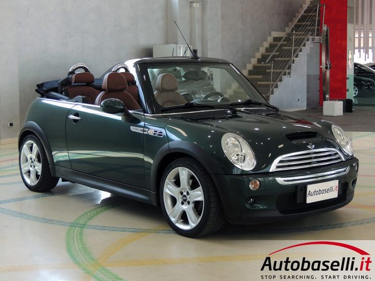 51 best mini cooper s cabrio 1 6 16v sidewalk. Black Bedroom Furniture Sets. Home Design Ideas