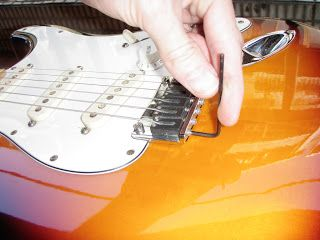 how to set-up your guitar