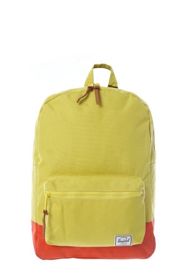 HERSCHEL SETTLEMENT YOUTH, herschel, herschel backpack, herschel settlement, herschel settlement backpack, herschel backpack yellow, herschel backpack orange, herschel backpack orange yellow, orange backpack, yellow backpack, orange yellow backpack, backpack, bag, accessories, official,