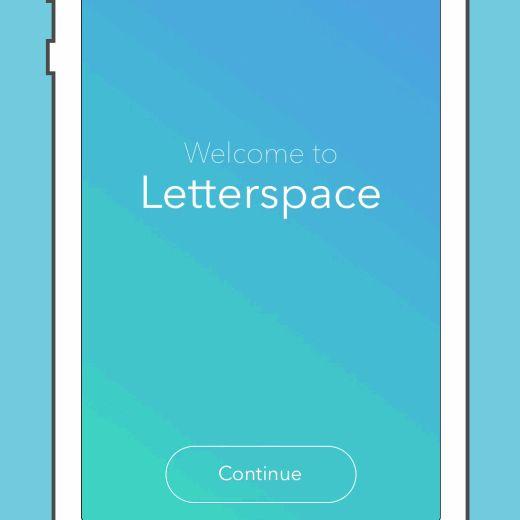 Letterspace - uiGIFs