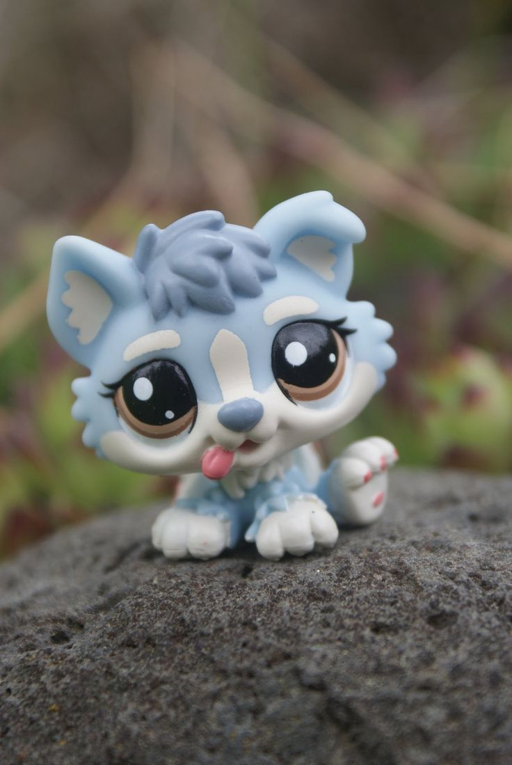 littlest pet shop puppy