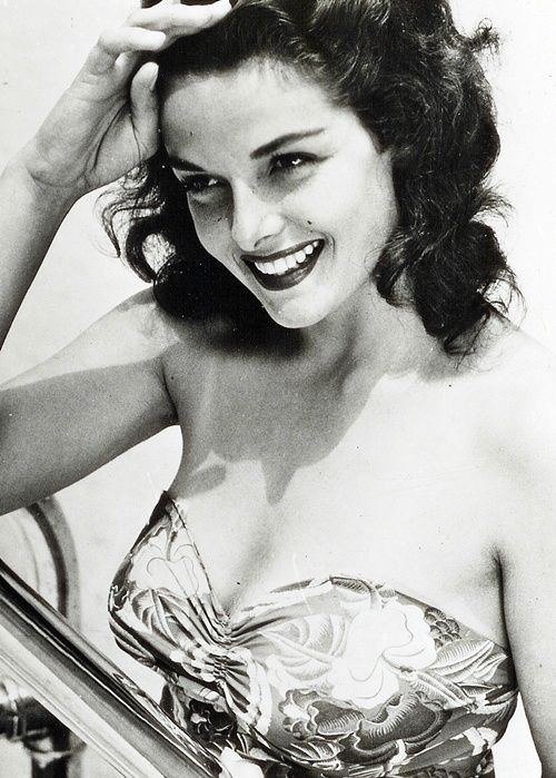 Beautiful picture of Jane Russell