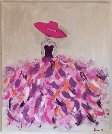 16 best peinture verre images on Pinterest China painting, Fashion