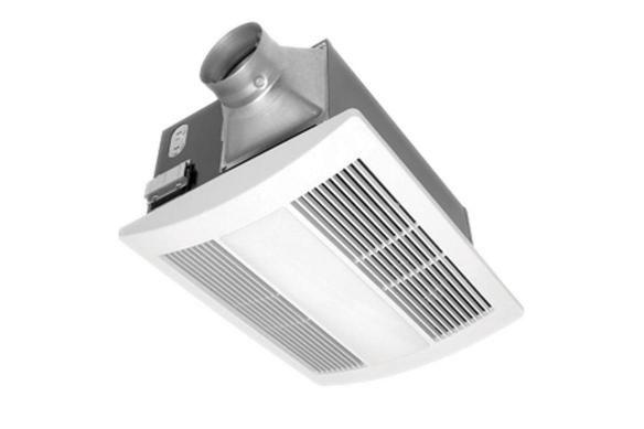 Panasonic Ventilation - WhisperWarm™ Lite - Quiet, Fan ...