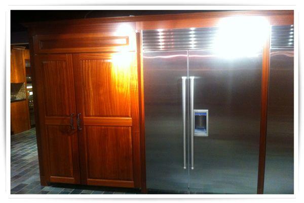 شرکت بازرگانی 187 Refrigerator 48 Inches Wide