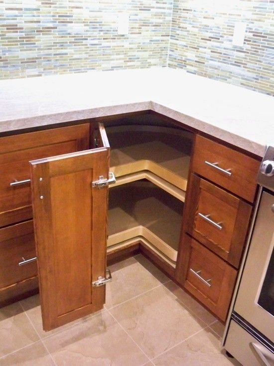 Replace Corner Drawers Like So Part 76
