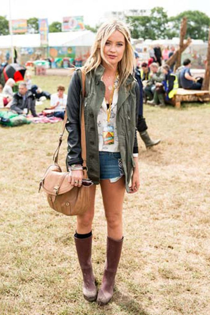 Glastonbury 2014: See All The Best Dressed Stars | Lifestyle | Grazia Daily