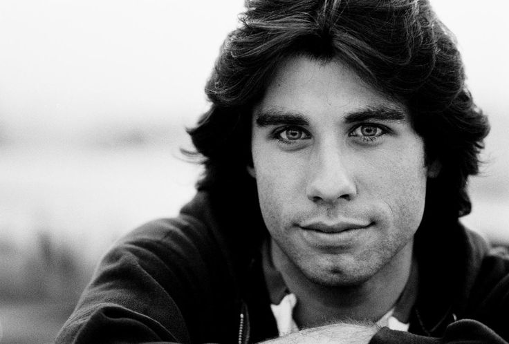 john travolta in the 70's
